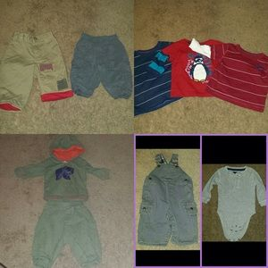 BUNDLE OshKosh B'Gosh winter